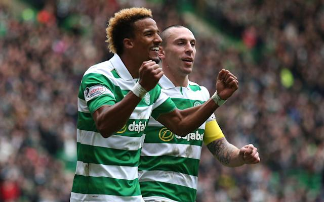 <span>Scott Sinclair has made a big impact at Celtic</span> <span>Credit: PA </span>