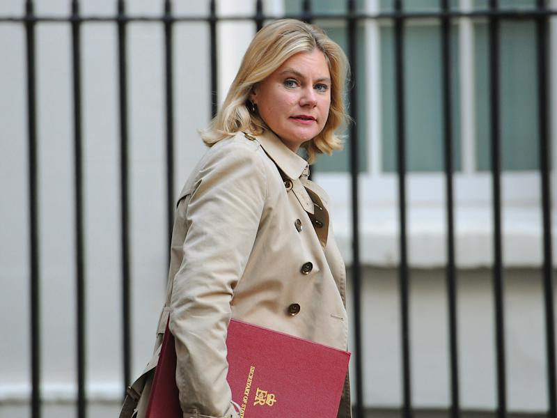 Education Secretary Justine Greening has said that new grammar schools must be 'open to all': PA