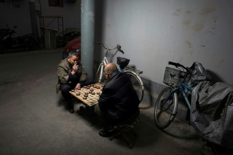 Residents of Beijing's ancient hutong alleys form a tight-knit community