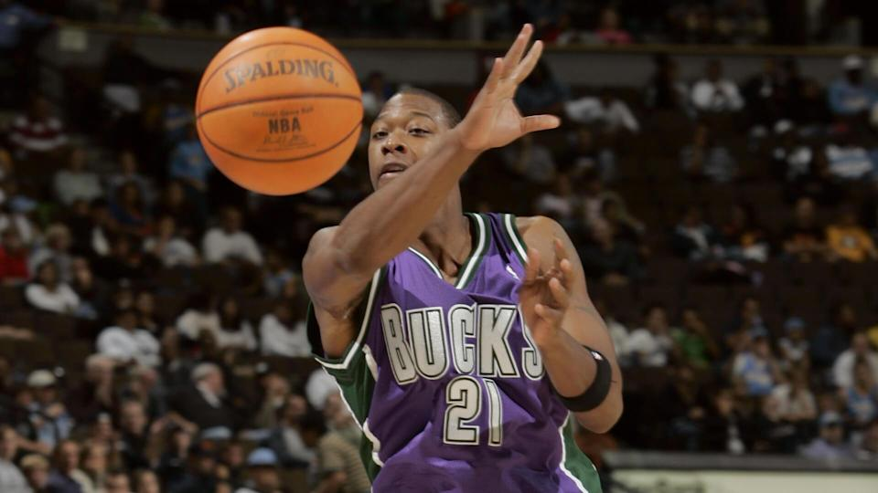 """<p>The game of """"Simmons Says"""" works a little differently, or at least it did prior to the 2005 season. At that point, Simmons said, """"Pay me $47 million over the next five seasons,"""" and the Bucks said, """"Yes"""" — which, unlike in """"Simon Says,"""" was the exact wrong answer.</p> <p>To be fair, Simmons was coming off a strong year with the Clippers — a relatively rare phrase in NBA history at the time — in which the 6-foot-7-inch forward averaged over 16 points a game. But, his time in Milwaukee would prove that season was more of a one-off than a template for the future. Simmons suffered a serious ankle injury that forced him to miss his entire second season there and he never got back to form.</p> <p><small>Image Credits: Brian Bahr / Getty Images</small></p>"""