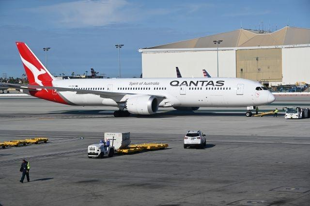 Australian carrier Qantas slashes international routes 90%