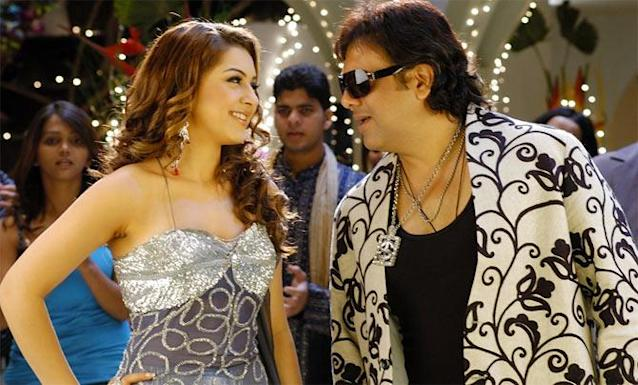 If you thought being paired with the middle-aged music director-turned-actor was bad, imagine her romancing Govinda, who had passed his prime almost a decade ago. <em>Money Hai Toh Honey Hai </em>was a bad decision, and her last Hindi movie.