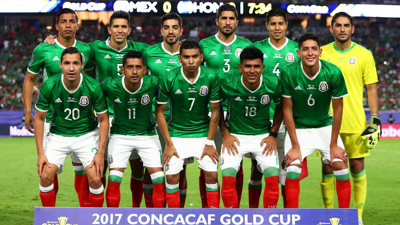 El Tri will hope to return to the final of a competition they have won three times out of the last four by seeing off the Reggae Boyz at the Rose Bowl