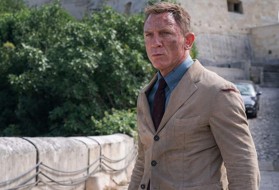 Daniel Craig as James Bond (Universal Pictures)