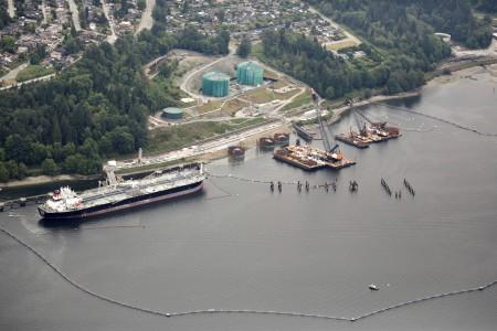 Canada's Trans Mountain restarts work on contentious pipeline expansion