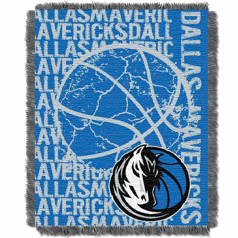 Mavericks Jacquard Throw