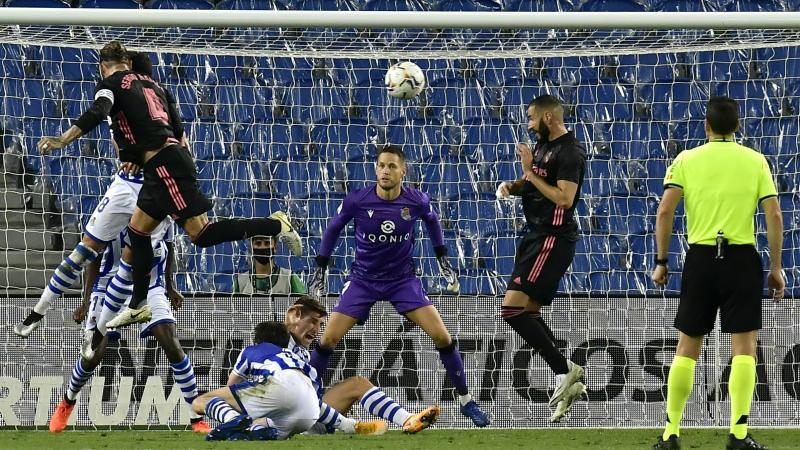 Real Madrid start LaLiga title defence with goalless draw at Real Sociedad