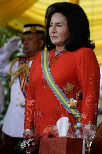 Rosmah's vast collection of designer handbags has earned her comparisons with the famed shoe collection of Imelda Marcos