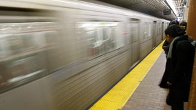 No subway service between St. George and Broadview stations this weekend