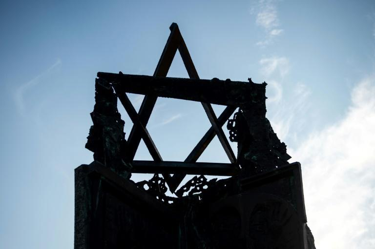 Tens of thousands of Slovak Jews were deported and killed during World War II (AFP/VLADIMIR SIMICEK)