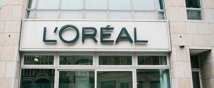 L'Oreal owns cosmetic brands like The Body Shop, NYX, Garnier, and Maybelline New York.