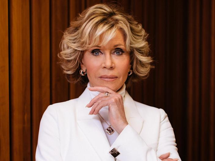 """Jane Fonda has revealed she suffered a nervous breakdown while filming the first season of her hit Netflix show Grace and Frankie.The two-time Academy Award winner spoke about the impact the show has had on her mental state during a recent comedy actress roundtable interview with The Hollywood Reporter.When asked about how she related to her character Grace Hanson, Fonda explained that it took her a while for her to realise how to connect with the part.""""I had a nervous breakdown during the first season and I discovered it's because the very first episode our husbands tell us that they are going to leave us after 40 years and marry each other and that triggered abandonment,"""" the actor said, her voice choking up slightly.""""It was a big trigger, and I didn't realise that a character in a comedy could actually trigger something so profound.""""Fonda continued, explaining that this acknowledgement encouraged her to """"love"""" her character and learn how to """"invite her into the room"""".The Klute star added that she doesn't ever want to be like Grace, because they have """"too much in common as it is"""".While it is unknown what abandonment issues the star was alluding to, they may have been in reference to her three divorces over the years, to film director Roger Vadim, activist Tom Hayden and CNN founder Ted Turner.The 81-year-old also experienced the loss of her mother at the age of 12.Following the first season of Grace and Frankie, Fonda said she had to """"go back into therapy and start Prozac"""", an antidepressant.During the roundtable interview, Fonda was also asked about what it's like portraying """"older female sexuality"""", stating that today's society """"doesn't like people with wrinkles to be talking about sex"""".""""But the fastest-growing demographic in the world is older women, and a lot of them are doing it very pleasurably,"""" she added.Grace and Frankie, which premiered on Netflix in 2015, has now been running for five seasons.Fonda was recently chosen to cover a special edition suppleme"""