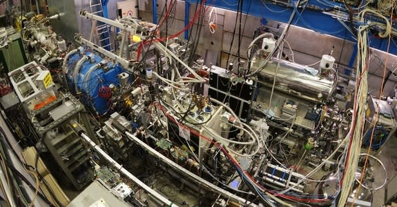 Matter of Mystery: Antimatter Beam Could Help Solve Physics Puzzle