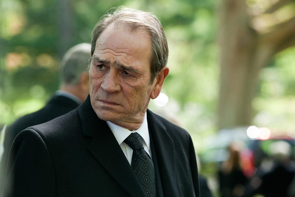 "<a href=""http://movies.yahoo.com/movie/contributor/1800016536"">Tommy Lee Jones</a> in The Weinstein Company's <a href=""http://movies.yahoo.com/movie/1810079612/info"">The Company Men</a> - 2010"