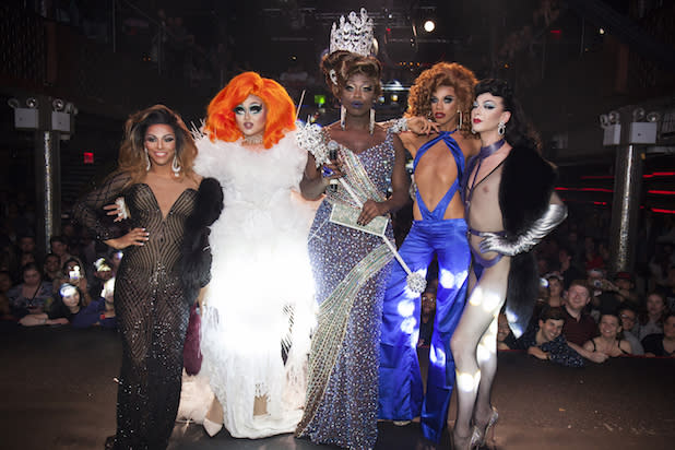 Logo Renews Rupaul S Drag Race For 9th Season Greenlights Kelly Ripa Fire Island
