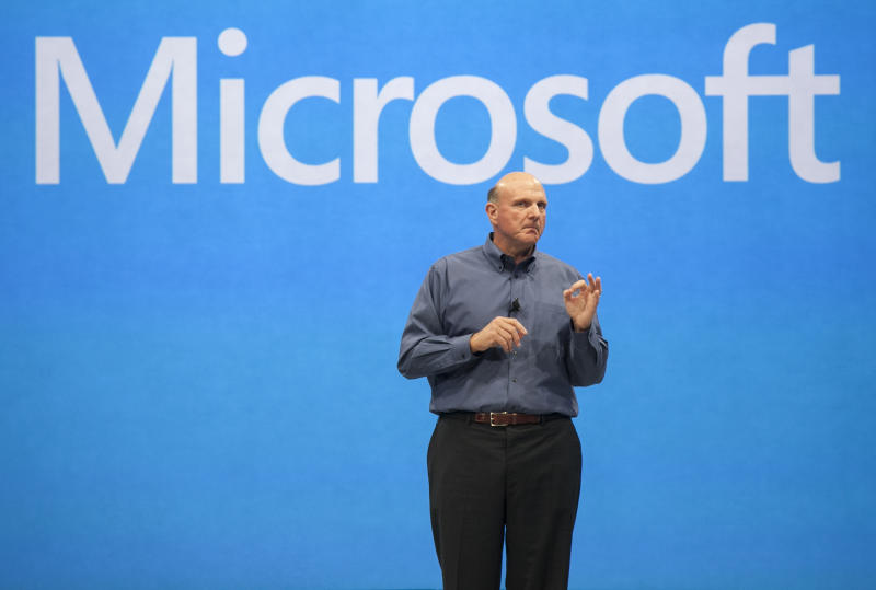 Microsoft buying Internet startup Yammer for $1.2B