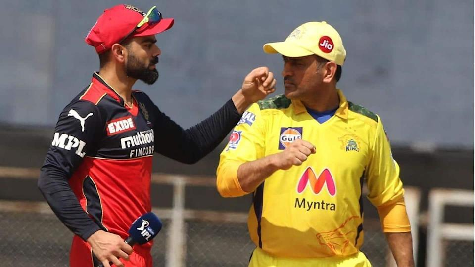IPL 2021, RCB vs CSK: MS Dhoni elects to field