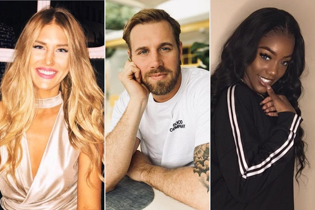 """Four millenials from vastly different walks of life submitted their photos to be used for a TV show: Sami Dennis (aka Rebecca), Chyna Cliette (aka Mercedeze), Eddie Van Heel (aka Adam) and Colleen Farrell (aka Sean). Little did they know they would be on a Netflix sensation: <a href=""""https://ew.com/creative-work/the-circle-2020-series/""""><em>The Circle</em></a>. We got to know contestants like <a href=""""https://ew.com/tv/2020/01/15/netflix-the-circle-winner-interview/"""">Joey</a> and <a href=""""https://ew.com/tv/2020/01/07/netflix-the-circle-sammie-dms/"""">Sammie</a> inside and out, but the people behind the catfish photos remained a mystery. So, EW found the real people in the photos and asked them eight questions, ranging from their favorite contestant to their wildest DM story. Let's see what they had to say!"""