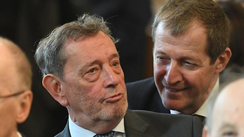 David Blunkett says anti-Semitism and 'thuggery' in Labour makes him 'despair'