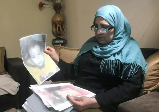 Taheyya has been trying to repatriate her three-year-old granddaughter and two grandsons, aged five and six