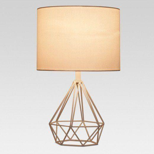 """<a href=""""https://www.target.com/p/entenza-wire-table-lamp-includes-cfl-bulb-project-62-153/-/A-52940021#lnk=newtab"""" target=""""_blank"""">Shop it here</a>."""