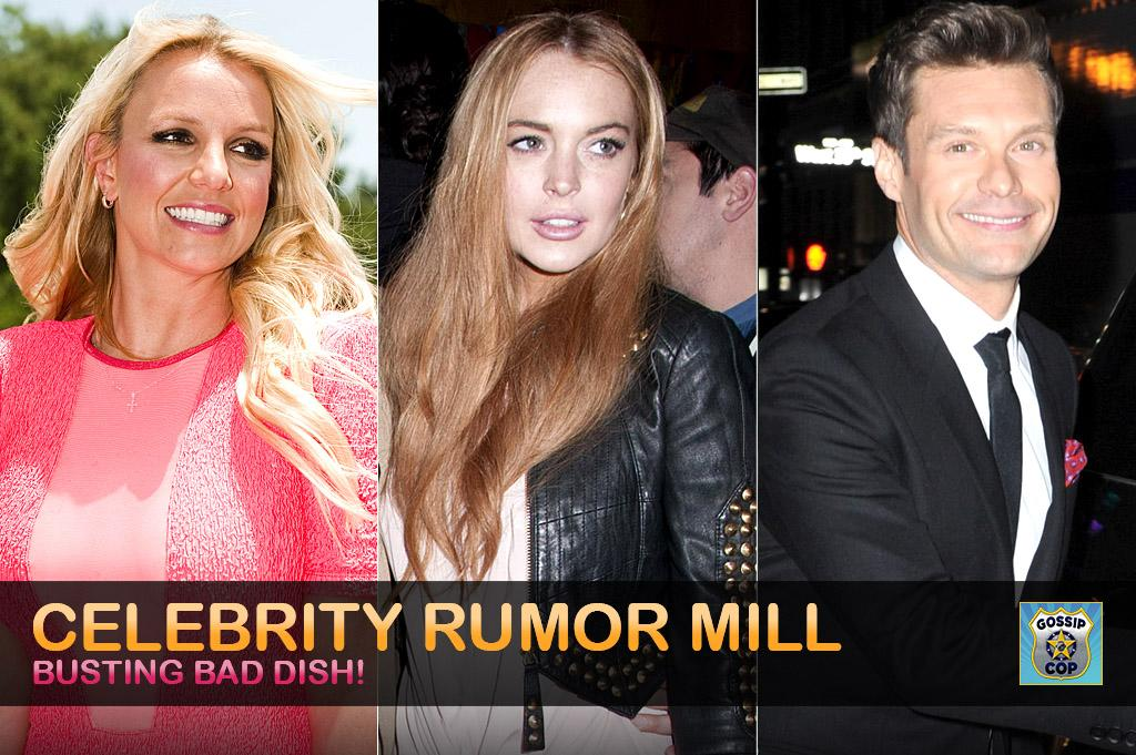 Check out the most ridiculous celebrity rumors of the week!
