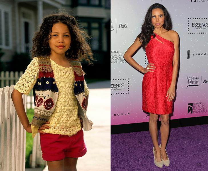 "Jurnee Smollett - If you grew up in the '90s, chances are you remember Smollett as the sassy best friend in, well, just about everything--she was a recurring character on ""Full House,"" ""Hangin' With Mr. Cooper,"" and ""Cosby."" The more grown up Smollett burst back on to the scene around 2008 with roles on ""Grey's Anatomy"" and ""Friday Night Lights."" Now, with the lead role as Judith in ""Tyler Perry's Temptation,"" (yup, the one with Kim Kardashian) we're sure we'll be seeing more of this gorgeous starlet."