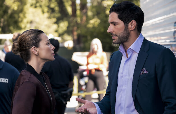 'Lucifer' Star Tom Ellis on Why Lucifer Couldn't Say Those 3 Little Words to Chloe