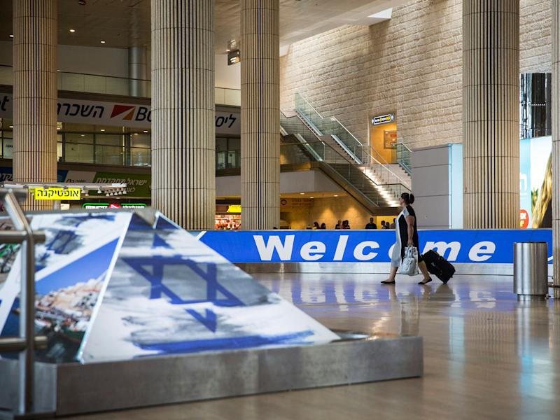 Israel has brought in a new law allowing any supporters of the boycott movement to be denied entry: Getty