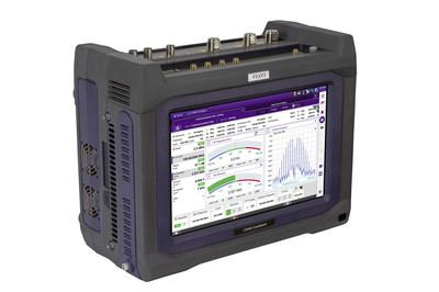 VIAVI unveils the CX300 ComXpert for all-in-one LMR, PMR and LTE radio testing in a compact and rugged field-portable test system