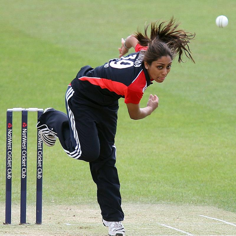 Isa Guha - Women's sport is on the march – and cricket is the next frontier - Credit: ACTION IMAGES