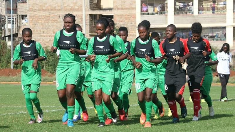 Best New Starlets 2020 2020 Olympics Qualifying: Four players dropped from Harambee