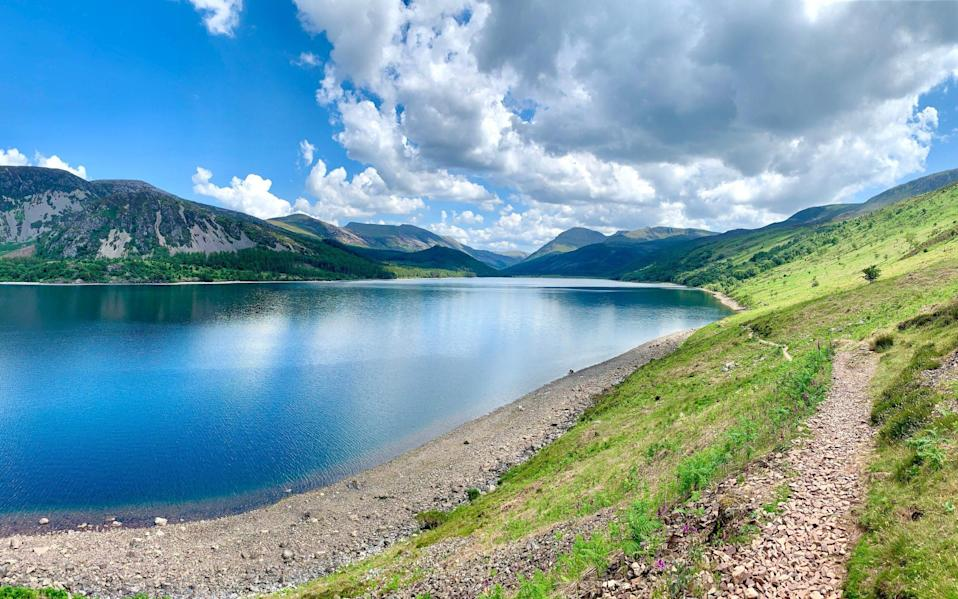 Away from the crowds are gems such as Ennerdale - Getty