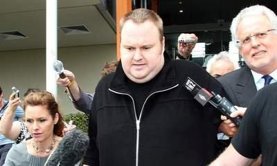 Kim Dotcom Launches New File Sharing Megasite