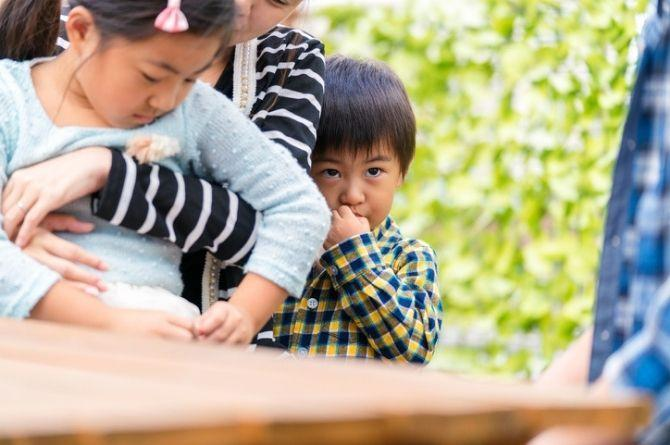 Teaching Consent In Early Childhood