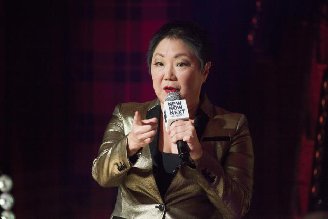 Margaret Cho And Fans Speak Out About Whitewashing Asian Characters