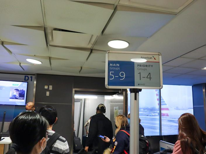 I flew on the 2 largest US airlines in 2021 and couldn't believe how much better Delta was handling the pandemic over American
