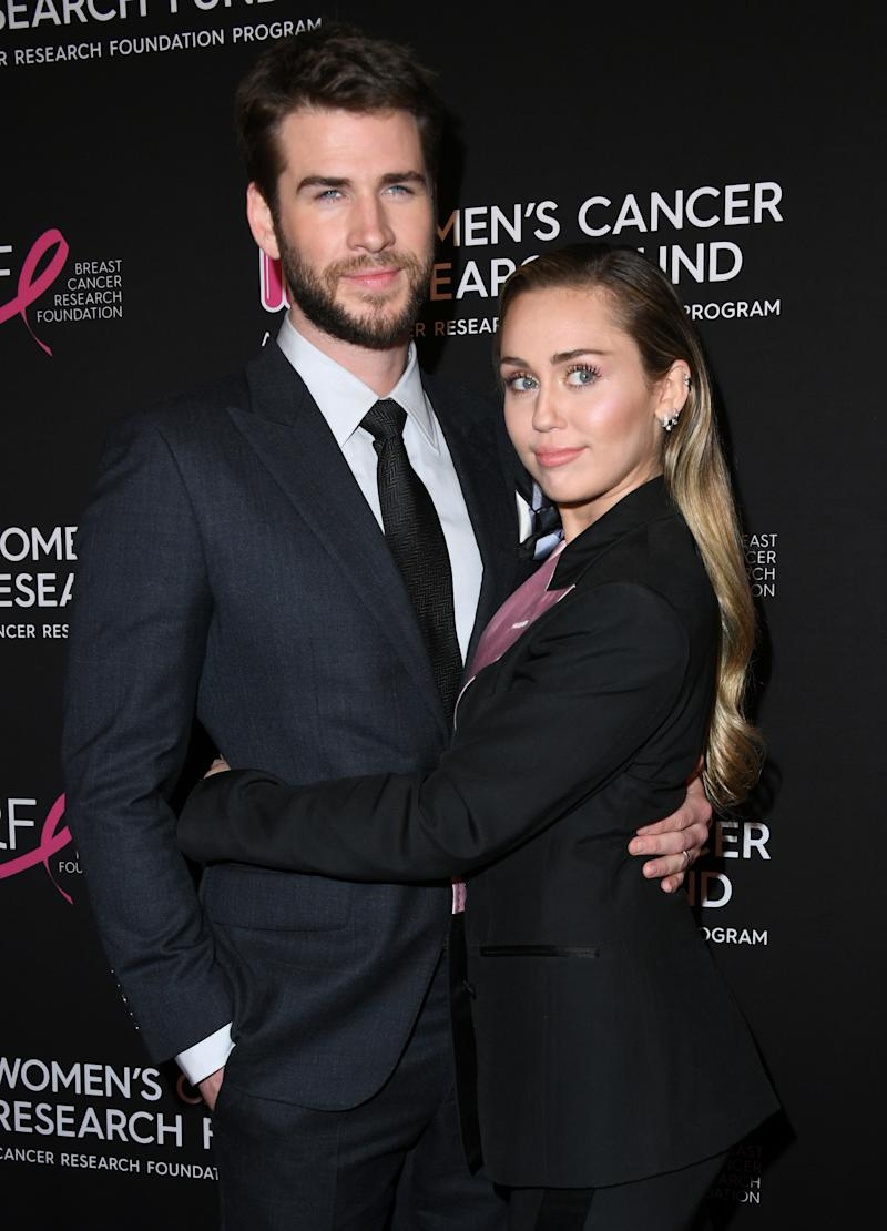 Liam Hemsworth has been left devastated by the split. Photo: Getty Images