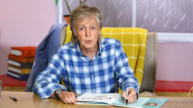 Paul McCartney is related to actress Emily Atack via her mum, comedian Kate Robbins