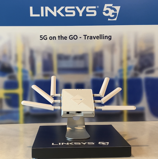 Linksys WiFi 6 專 for outing 用