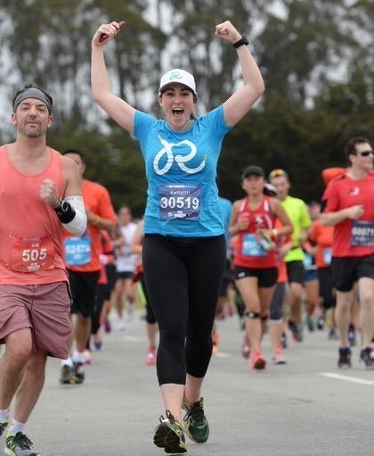 """<p>Running marathons shaped who I am as a person. It taught me that anything is possible if you're willing to work for it and that life really is just one foot in front of the other. </p><p><i>—Kelly Roberts, 26, Brooklyn, New York. <a href=""""https://runkeeper.com/index"""" rel=""""nofollow noopener"""" target=""""_blank"""" data-ylk=""""slk:Runkeeper"""" class=""""link rapid-noclick-resp"""">Runkeeper</a> ambassador, blogger at <a href=""""http://www.runselfierepeat.com"""" rel=""""nofollow noopener"""" target=""""_blank"""" data-ylk=""""slk:Run, Selfie, Repeat"""" class=""""link rapid-noclick-resp"""">Run, Selfie, Repeat</a>.</i><br></p>"""