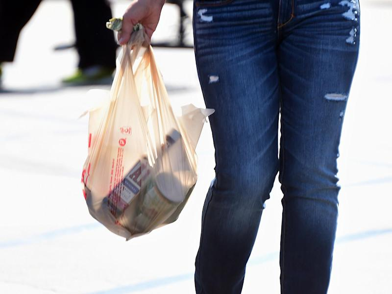 Montreal will impose strict fines on retailers who hand out plastic bags: Getty