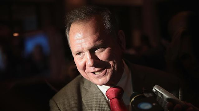 Roy Moore May Have Been Banned From A Mall For Harassing Teen Girls In 1980s