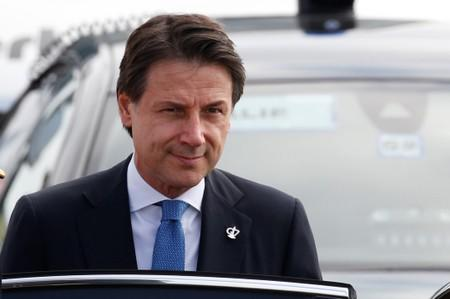 Italy's 5-Star, PD talks on new government hit stumbling block over PM Conte