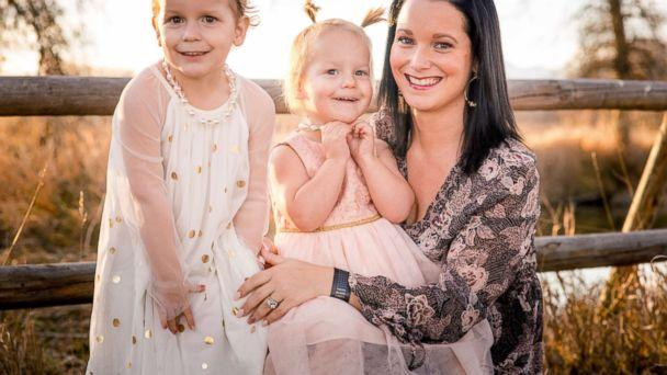PHOTO: Shanann Watts, 34, and her daughters Celeste, 3 and Bella, 4. (Obtained by ABC News)