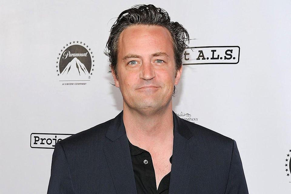 Matthew Perry Is Engaged to Molly Hurwitz: 'The Greatest Woman on the Face of the Planet'