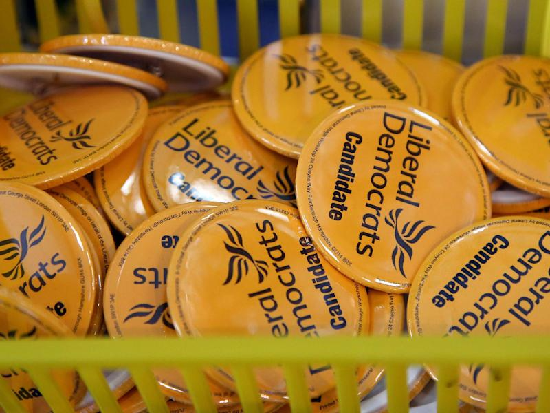 High Leave voting hotspots such as Redcar, Kettering, Rotherham, Staffordshire and Norfolk have seen significant Lib Dem gains: PA