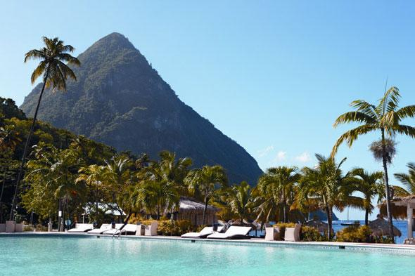 Dream holiday of the day: Viceroy St Lucia