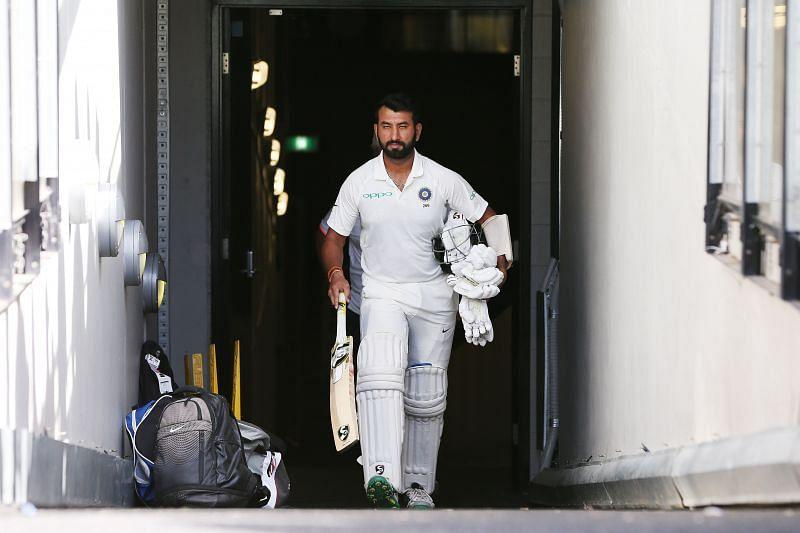Cheteshwar Pujara is one of the best Test batsmen in the world right now.