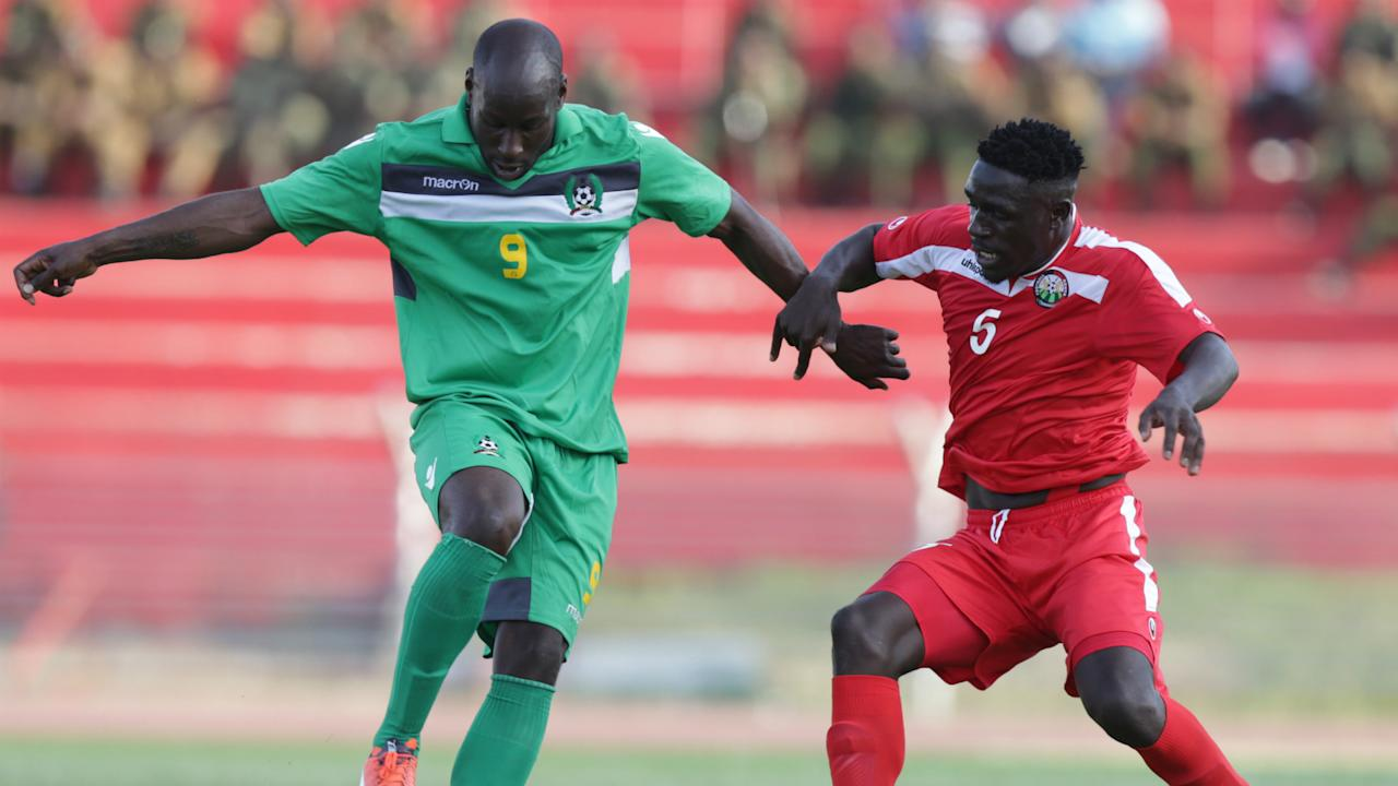 Harambee Stars defender Brian Mandela will be in South Africa until 2019